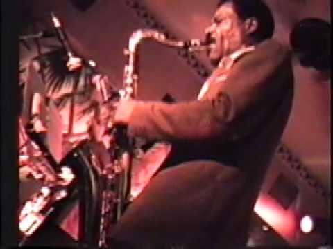 David Fathead Newman plays Georgia Jon Hammond B3 organ Bernard Purdie drums