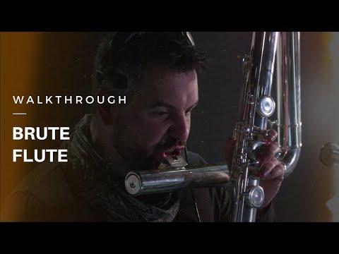 Walkthrough: Brute Flute - Extended Techniques
