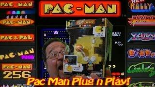 Pac Man 35th Anniversary Plug N Play!