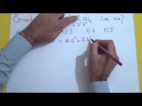 Taban Aritmetiği Şenol Hoca Matematik