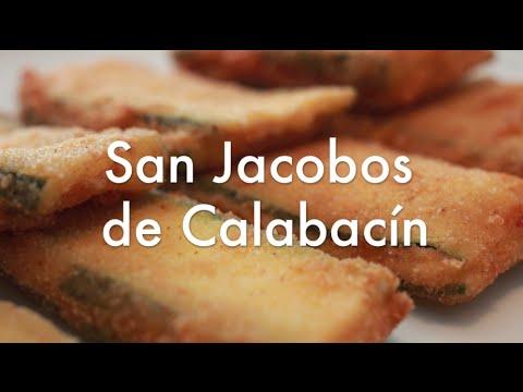 Recetas De Cocina Con Calabacin | San Jacobos De Calabacin Super Faciles Recetas De Cocina Youtube