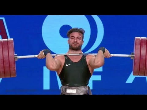 Men's 85 kg A Session Clean & Jerk - 2017 IWF Weightlifting World Championships (WWC)