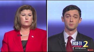 Georgia 6th District Debate on WSB-TV: Jon Ossoff and Karen Handel