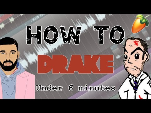 From Scratch: A Drake Song In Under 6 Minutes | FL Studio Rap Trap Tutorial Hip-Hop 2018