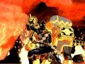 Tommy se transforma en el Black Ranger | Power Ranger Dino Trueno