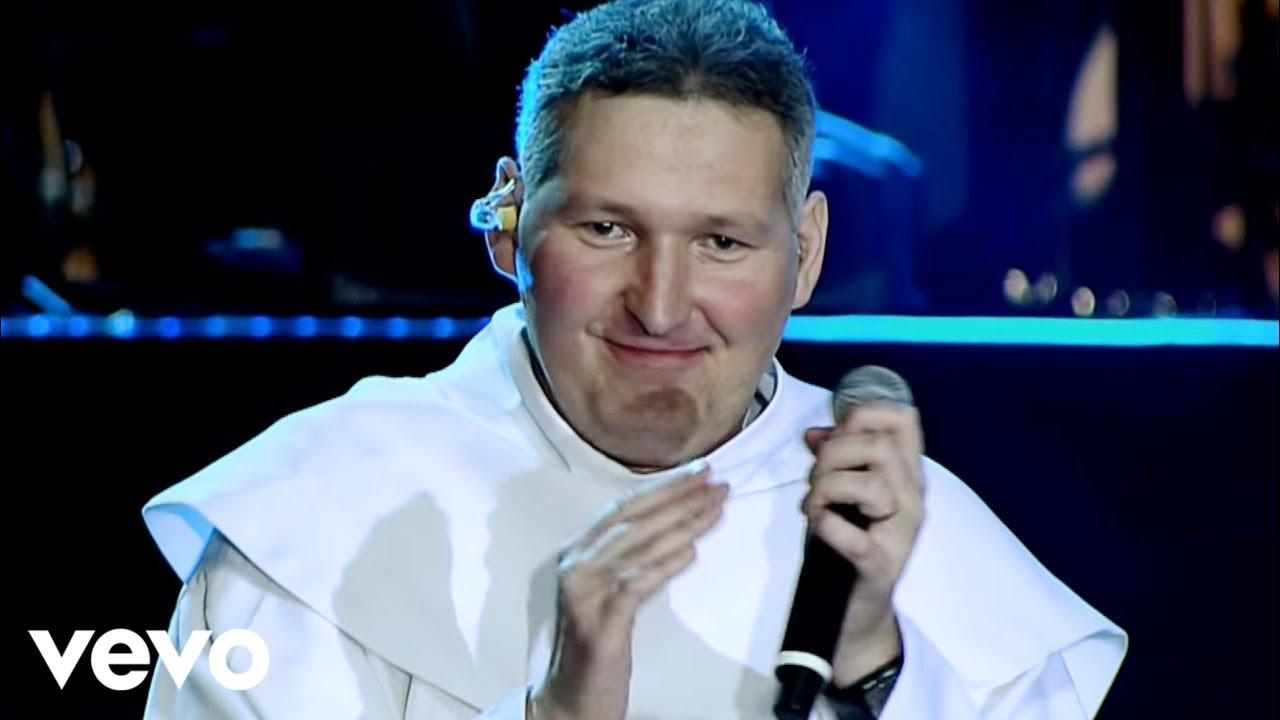 Padre Marcelo Rossi Maria Passa Na Frente Oração Ao Vivo Youtube