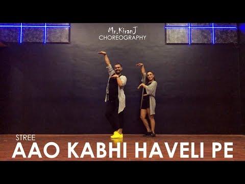 Aao Kabhi Haveli Pe | Stree | Kiran J | DancePeople Studios