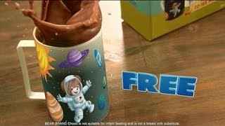 Ice Surprise Mug TVC | BEAR BRAND Choco | Nestlé PH