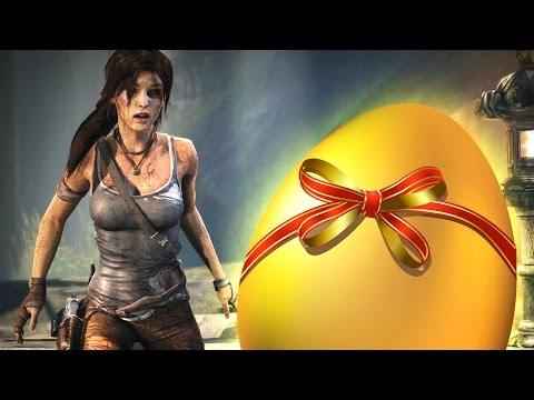 Top 10 Easter Eggs In Lara Croft Tomb Raider