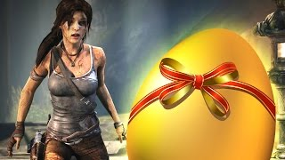 Top 10 Easter Eggs In Lara Croft Tomb Raider