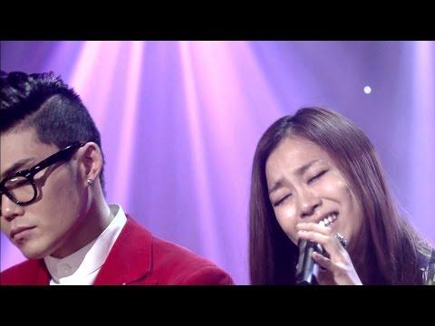 김범수 - 나의 하루 | 박정현 - 보고싶다 # BumSoo Kim - My Day | Lena Park - I Miss You @ 2012.12.01 Live Stage