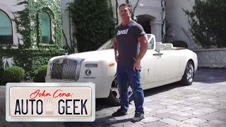 Nikki Bella and John Cena's DATE NIGHT ROLLS ROYCE - John Cena: Auto Geek