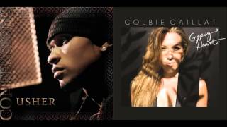 Try to Burn - Usher vs. Colbie Caillat (Mashup)
