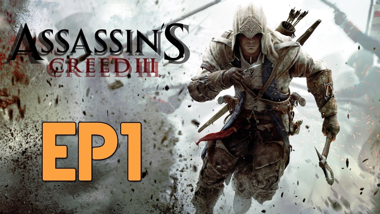 Assassins Creed 3 Historia - Ep.1 - YouTube