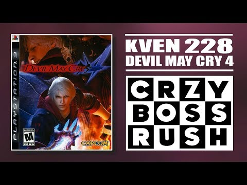 Kven228 | Стрим 13.06.2019 | Devil May Cry 4 - CRAZY BOSS RUSH #2
