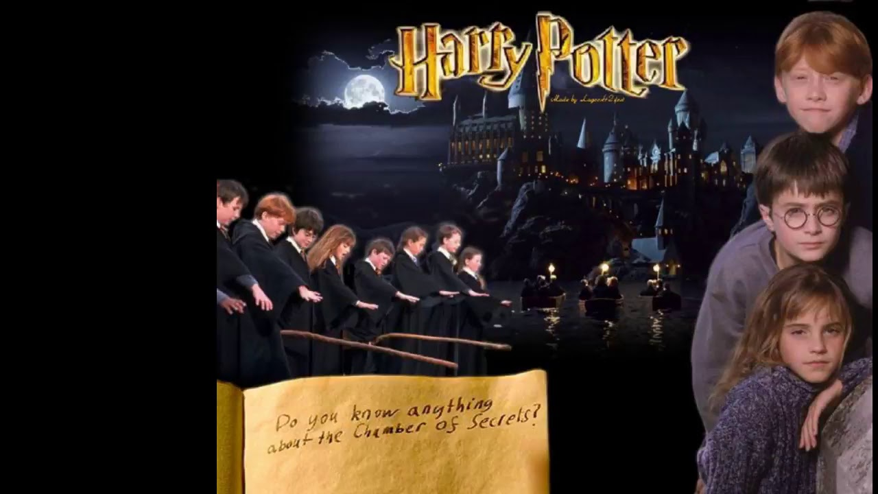 Harry potter et la chambre des secrets 05 fr youtube - Harry potter et la chambre des secrets en streaming ...