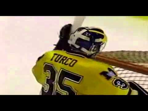1996 NCAA Championship Game: Michigan vs Colorado College