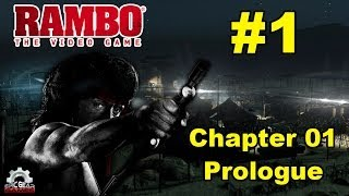 Let's Play : Rambo The Video Game PC Walkthrough Gameplay Part 1 -Prologue