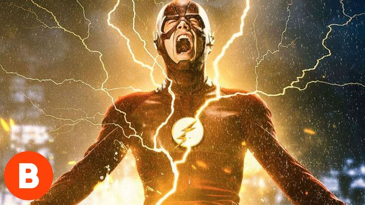 Download The Flash: 10 Powers You Didn't Know He Has