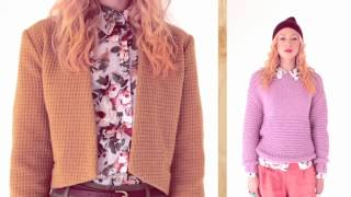 Adele & audrey | behind the scenes | into the woods | little burgundy