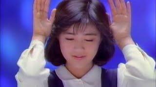 菊池桃子(当時18才)|「うさぎの耳になりたいな」| https://youtu.be...