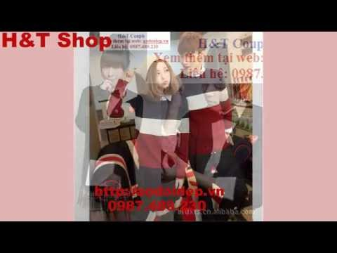 Những Mẫu áo Len, áo Len đôi, áo Khoác Len đẹp Nhất Thu đông 2014