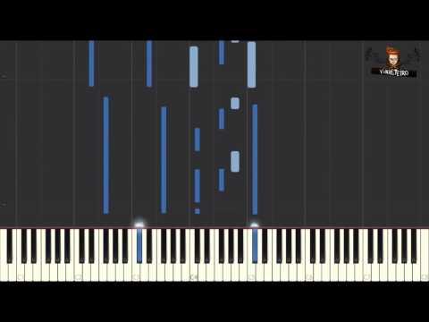 Beethoven - Moonlight Sonata 1st Movement Tutorial