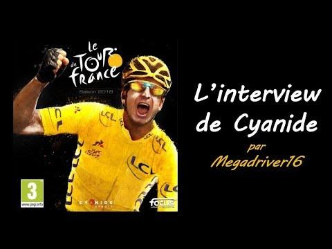 Tour de France 2018 - Interview Cyanide - Les nouveautés [FR]