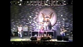 Ramones - Estadio Obras, Argentina (17/Set/1992) CONCIERTO COMPLETO