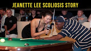 ... jeanette lee is a world champion pool player, mother of six, business woman and philanthropist.