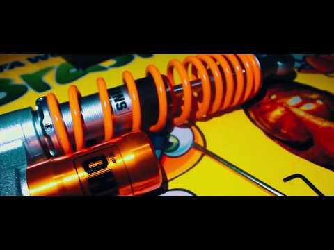 Replika Shock Ohlins Vario 125 150