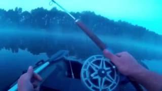 Ловля  леща и густеры  в сентябре  с лодки на гороховую мастырку.  р.Десна(олдовые снасти)