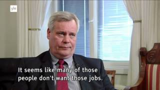 Antti Rinne On Immigration