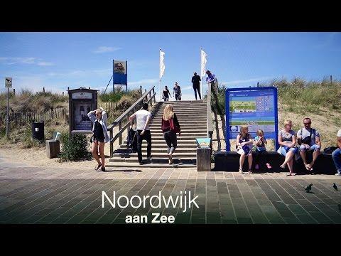 Noordwijk aan Zee in 4K (Ultra HD)