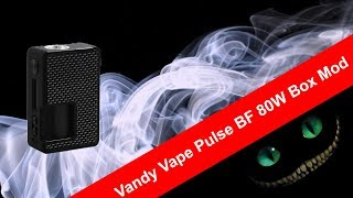 Vandy Vape Pulse BF 80W Обзор. Годен