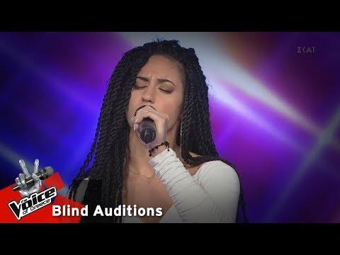 Λένα Ριζοπούλου - Ο Προσκυνητής | 13o Blind Audition | The Voice of Greece