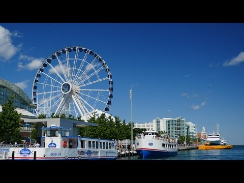 Navy Pier: Not Just for Tourists Anymore!