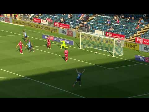 Wycombe Gillingham Goals And Highlights