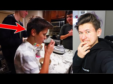 Reacting To My First YouTube Videos!!(CRINGE)
