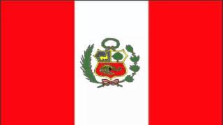 Peru Flag and Anthem