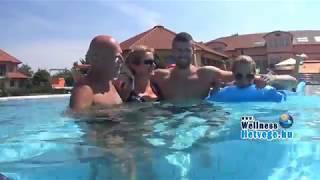 Aqua-Spa Konferencia és Wellness Hotel **** Cserkeszőlő