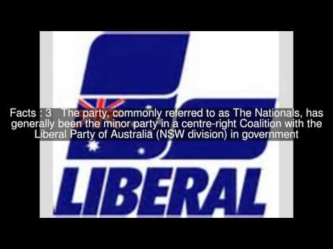 National Party of Australia - NSW Top  #5 Facts