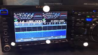 Video New Yaesu ftdx 101D -new yaesu sdr transciver download MP3, 3GP, MP4, WEBM, AVI, FLV Agustus 2018