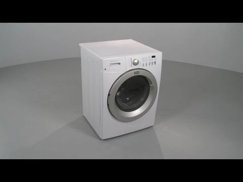 Frigidaire Affinity Washer Disassembly