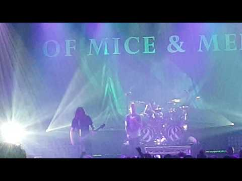 Of Mice & Men- Away - Live In The  o2 Arena Manchester!