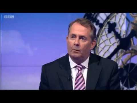 Sunday Politics: Liam Fox discusses transitional arrangements and post-Brexit trade