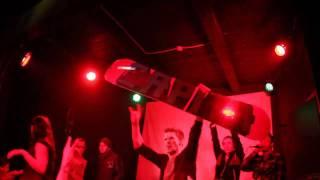Capita Defenders of Awesome Премьера в Питере. Видеоотчет 22.10.2011