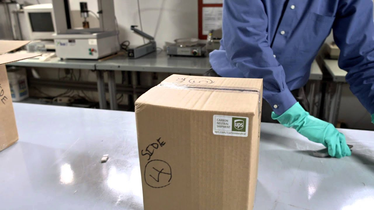 package inspection youtube