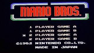 Mario Bros (Arcade Classic) N.E.S