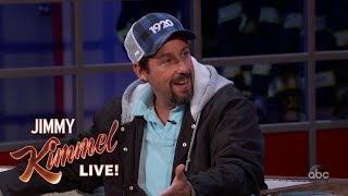 Adam Sandler on Growing Up in Brooklyn